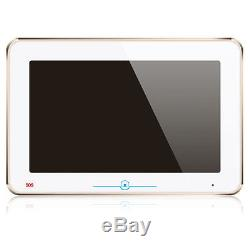 2 easy bus 10 inch video door phone intercom with touch keypad and video memory