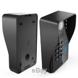 7 Wired / Wireless Wifi APP RFID Password Video Door Phone Doorbell Intercom