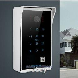 BC081HD Outdoor Camera Password&ID Access For Video Door Entry Phone Call System