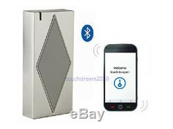 Bluetooth Secure Entry System Kit use mobile phone to open door Strike Door Lock
