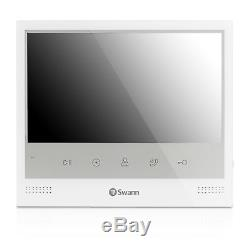 Expandable Intercom & Video Doorphone with 7 LCD Monitor SWADS-DP885C