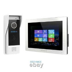 HOMSECUR 7 Video Door Phone Intercom System with Motion Detection & Recording