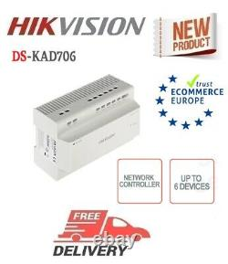Hikvision DS-KAD706 2 Wire Video/Audio Distributor VIDEO DOORPHONE SYSTEMS