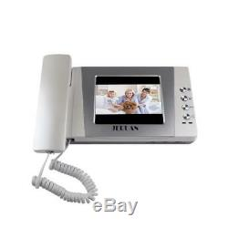 Home Wired Cheap 4.3 inch LCD Color Video Door Phone DoorBell Intercom System
