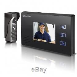 Swann DP870C Doorphone Security Video Intercom Colour LCD Monitor Camera System