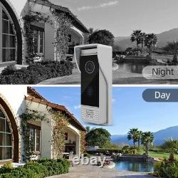 WiFi Video Doorbell Touch Screen MonitorVideo Door Phone Intercom Entry System